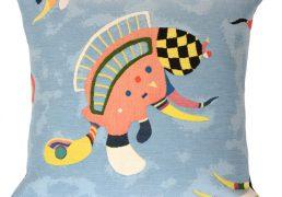 8788 45 40 Bleu de ciel Extrait 1  (Kandinsky) 1940