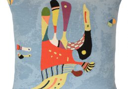 8789 45 40 Bleu de ciel Extrait 2  Kandinsky) 1940